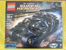 LEGO DC Comics Super Heroes The Tumbler (76023) - NEW & SEALED