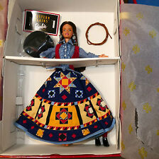 1998 WESTERN PLAINS BARBIE LIFE STYLES OF THE WEST COLLECTION  NRFB
