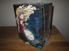 Noir -Vol 1 Shades of Darkness DVD 2003 Special Edition w/T-Shirt- Anime OOP NEW