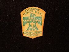 BOY SCOUT  ALLEGHENY COUNCIL  1960  N/C  SLIDE   PA