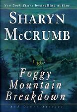 Foggy Mountain Breakdown and Other Stories, McCrumb, Sharyn, Good Condition, Boo