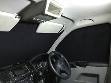 VW T5 T6 Transporter Campervan Tailored Thermal Screen Blind Cover window Silver