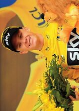 Chris Froome Tour de France Winner Podium POSTER