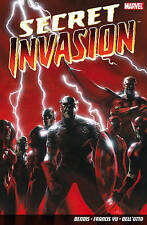 Invasión Secreta Por Brian Michael Bendis (de Bolsillo, 2009)