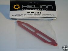 HLNA0165 Helion R/C Car Spares Aluminum Battery Strap Orange Animus 4 x 4 New