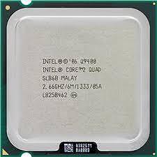 Intel Core 2 Quad Q9400 Processor 2.66 GHz 1333 MHz 6 MB LGA775 CPU