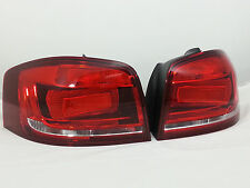 Audi A3 S3 8P black darkened facelift taillights rear lights set