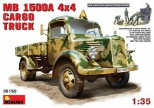 MODEL KIT  ..MIN35150 - Miniart 1:35 - MK L1500 A 4x4 Cargo Truck