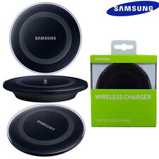 New Qi Wireless Charger Charging Pad For Samsung GalaxyS6 S7 Edge+ Note5 B