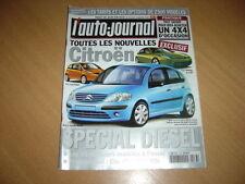 AJ N°533 206 HDi/Clio dTi.Picasso 1.8 16V.Ascari Ecosse