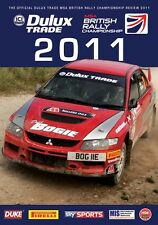 British Rally Championship - Official Review 2011 (New DVD)