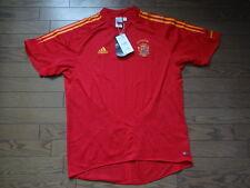 Spain 100% Original Soccer Football Jersey Shirt 2004/05 L Still BNWT NEW Rare