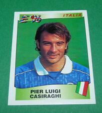 N°253 CASIRAGHI ITALY ITALIA PANINI FOOTBALL UEFA EURO 96 EUROPE EUROPA 1996