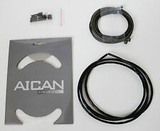 AICAN Superlight Bungarus BRAKE Cable Housing set kit Nokon, I-Link, Black