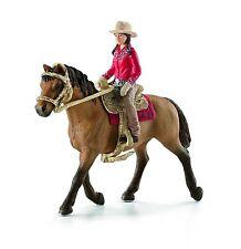 Schleich 42112 - Westernreiterin mit Pferd Farm Life 13 cm NEU & OVP