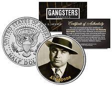 AL CAPONE * Gangster Series * JFK Kennedy Half Dollar U.S. Coin