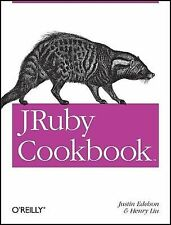 JRuby by Henry Liu and Justin Edelson (2008, Paperback, Revised)