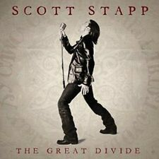 Scott Stapp The Great Divide 10 track 2005 cd MINT! lead singer of Creed solo cd