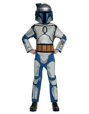 "Star Wars Kids Jango Fett Costume Style 1, Large, Age 8-10, HEIGHT 4' 8"" - 5'"