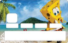 Stickers Autocollant Skin Carte bancaire CB personnalisée  réf 1149