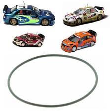 NUOVO Scalextric w9400 4x4 Cinghia Di Trasmissione Per Subaru Impreza & FORD FOCUS WRC AUTO