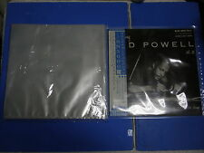 10inch LP NO STICKER 50 pcs PLASTIC RECORD OUTER SLEEVES Made in Japan