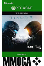 Xbox One Halo 5 V : Guardians Key - Microsoft Digital Download Code NEU [EU/DE]