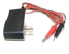 12V Slow Charger for Home Alarm Security System 12V 3.4Ah SLA Battery