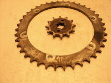 Yamaha Blaster YSF200 YSF 200 #5085 Front & Rear / Counter Shaft Sprocket