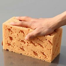 New Super Honeycomb Type Big Macroporous Car Coral Cleaning Washing Sponge Block
