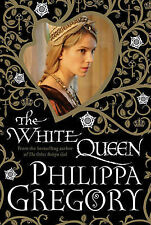 THE WHITE QUEEN by Philippa Gregory 1st Edition HB DJ 2009 Historical novel