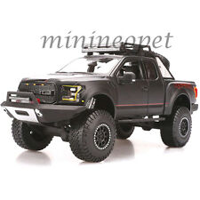MAISTO 32521 OFF ROAD KINGS 2017 FORD F-150 RAPTOR 1/24 DIECAST MODEL CAR BLACK