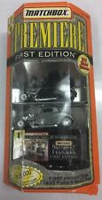 1997 Matchbox Premiere First Edition Collection 1933 Ford Street Rod. New.