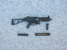 """UMP45 Submachine Gun Model 1/6 Scale Weapon Toy Collectible For 12"""" Soldier"""