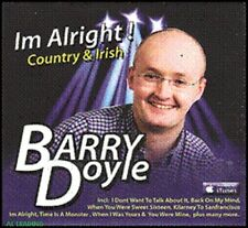 Barry Doyle - I'm Alright CD New Irish Country Music New CD 2016