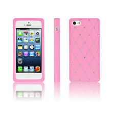 Phone Case Cover For Apple Samsung Galaxy Diamond iPhone 4 5, S3 i9300 S4 i9500