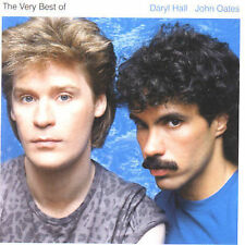 The Very Best of Daryl Hall & John Oates  CD   BRAND NEW SEALED  !!!