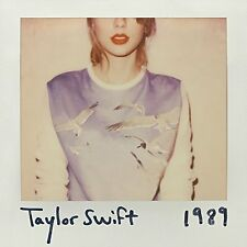 Taylor Swift-1989  CD (Jewel Case) NUOVO