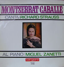 RICHARD STRAUSS-LIEDER LP VINILO 1964 SPAIN EXCELLENT COVER CONDITION-