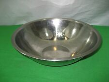 "Stainless Steel 12"" Salad Mixing Serving Bowl"