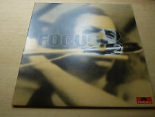 Focus 3 Double Vinyl Polydor UK 1st Pressing