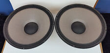 "Pair JBL 2035HPL 400 Watt 15"" Speaker Woofer 8 Ohm 2035 HPL"