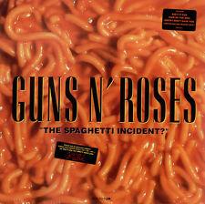 GUNS N' ROSES The Spaghetti Incident? 1993 ORANGE vinyl ~ Geffen GEF24617