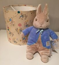 Beatrix Potter Handmade Lampshade, 20cm, Nursery,  Peter Rabbit, Ceiling Or Lamp