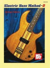 Mel Bay's Electric Bass Method-2