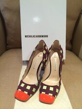 Nicholas Kirkwood Pumps Eu35 Uk2.5
