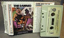 DAMNED Soundtrack cassette tape Maurice Jarre 1969 Luchino Visconti film