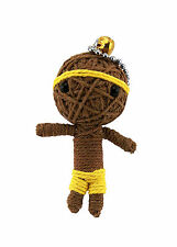 NEW Rikki The Mountain Climber Charm YooDara Power Tribe Yarn Doll Key Chain