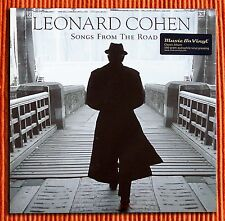 LEONARD COHEN - SONGS FROM THE ROAD  180g Audiophile  2LP    SEALED