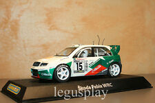 Slot SCX Scalextric Superslot H2486 Skoda Fabia WRC Works 2003 No 15 - New